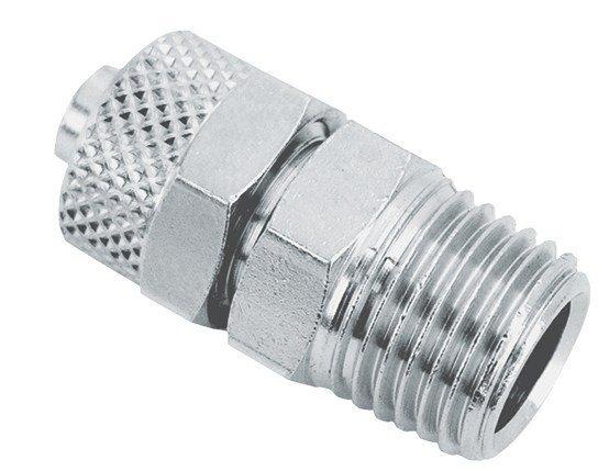 """ADLER Złączka zaciskowa gwint 1/8""""z  6x4mm"""