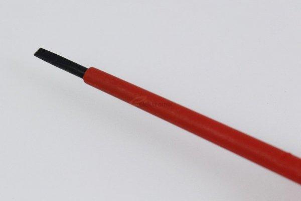 Jonnesway Wkrętak izolowany płaski 2,5 x 75 DV13S275