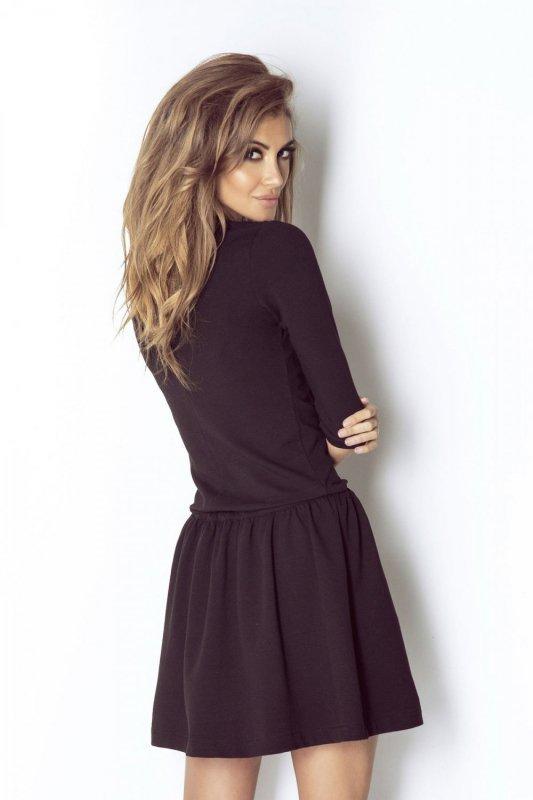 Sukienka Nathalie - czarny
