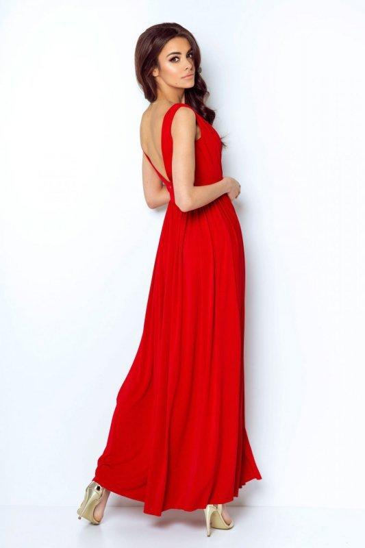 Sukienka Rebeca - czerwony
