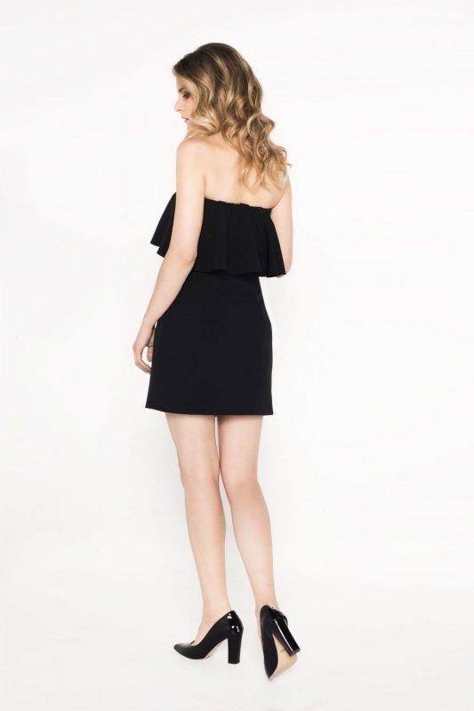 Sukienka Rossie - czarny