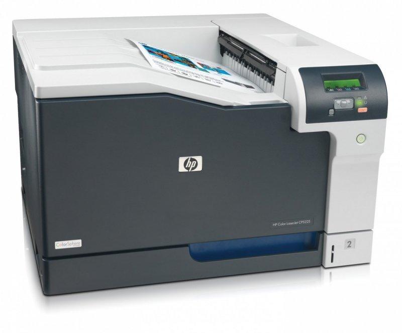HP Inc. Color LaserJet CP5225DN CE712A