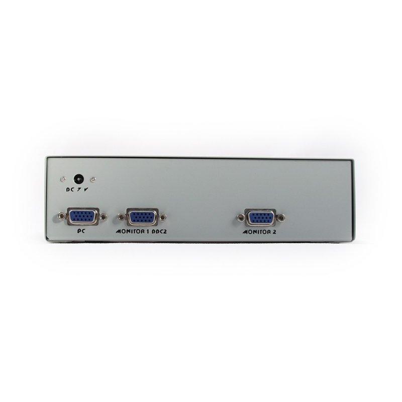 Gembird Video Splitter VGA 2 Monitory