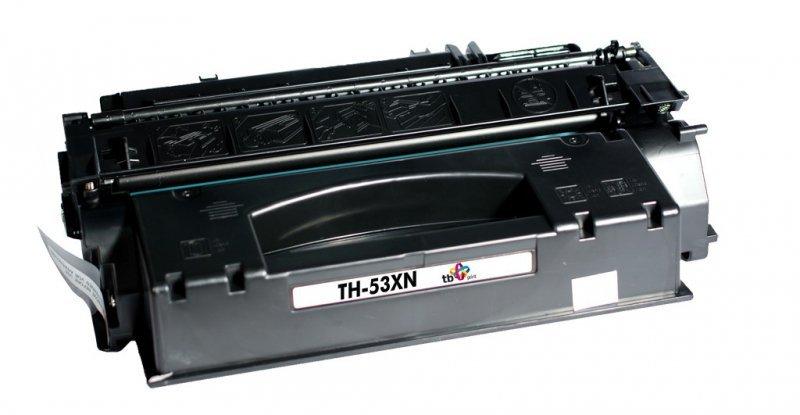 TB Print Toner do HP Q7553X TH-53XN BK 100% nowy