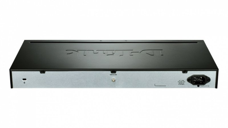 D-Link DGS-1210-24 L2 24x1GbE 4xSFP SMART