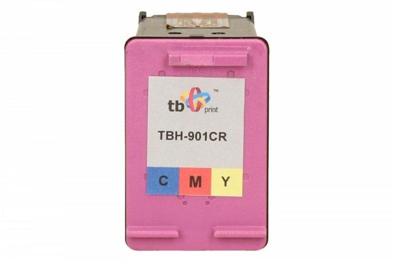 TB Print Tusz do HP OJ J4580 TBH-901CR Kolor ref.