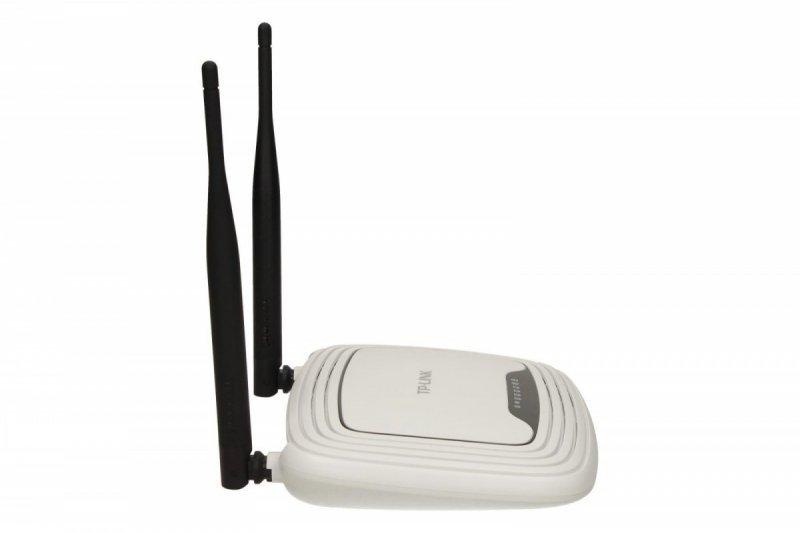 TP-LINK WR841N router xDSL WiFi N300 (2.4GHz) 1xWAN 4x10/100 LAN 2x5dBi (SMA)