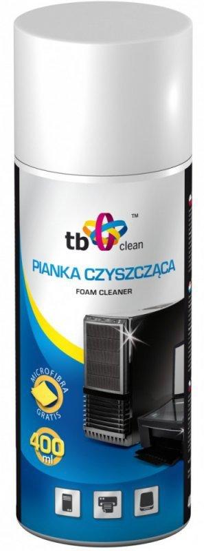 TB Clean Pianka do plastiku i ekranów 400 ml