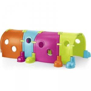 FEBER Dodatkowe 4 moduły do Gąsienicy Tunel zabaw