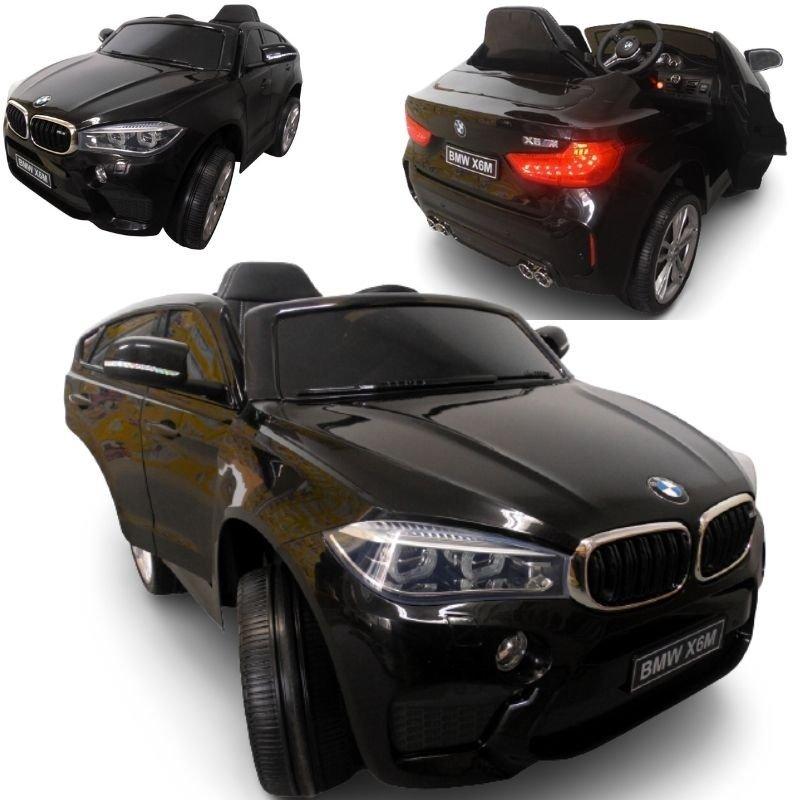 BMW X6M BIAŁY MIEKKI FOTEL KOŁA MOCNY 2X45 W