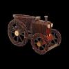 Osłona na doniczke niekorowana (Traktor/Średni) - Sklep z wiklina - zdjęcie