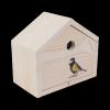 Budka lęgowa dla ptaków (Ptak 4/Duża) - sklep z wiklina - zdjęcie