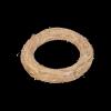 Wianek ze słomy (Duzy)- sklep z wiklina - zdjęcie