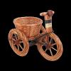 Osłona na doniczke (Rower/Średni) Sklep z wiklina - zdjęcie