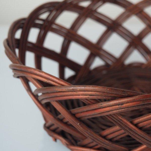 Tacka ażurowa (Okrągła/30cm) - sklep z wiklina - zdjęcie 1
