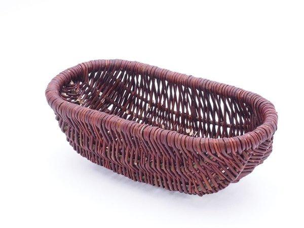 Osłona na donicę (Owalna/35cm) - Sklep z wiklina - zdjęcie 1