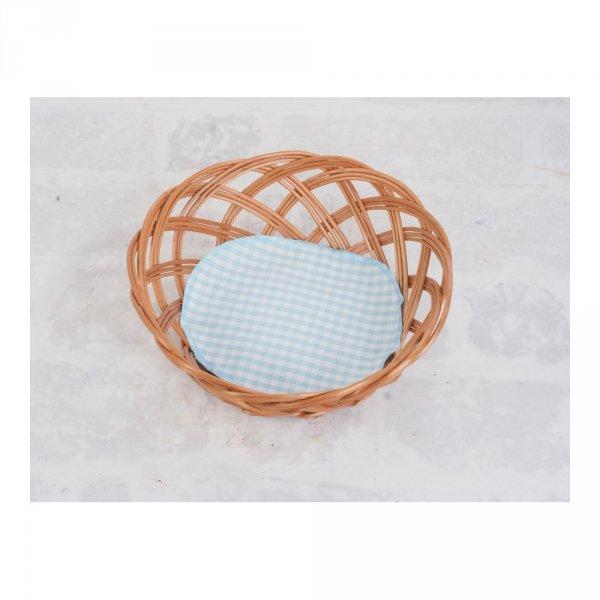 Tacka ażurowa z serwetką (Okrągła/23cm) Sklep z wiklina - zdjęcie 1