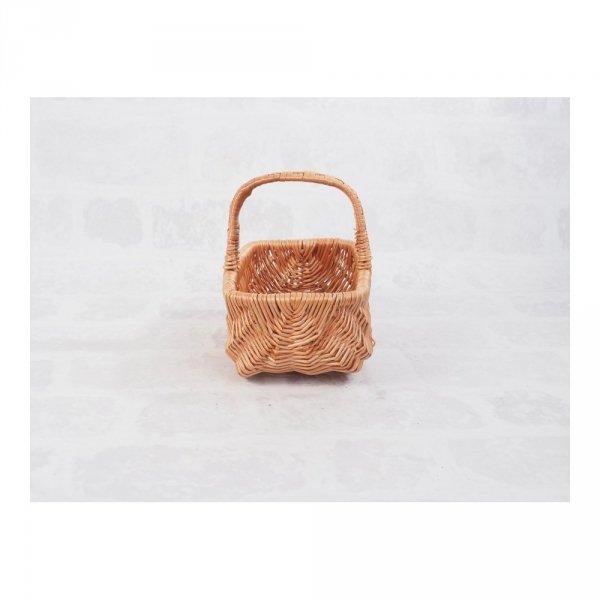 Koszyczek Wielkanocny (holender/24cm) - sklep z wiklina - zdjęcie 4