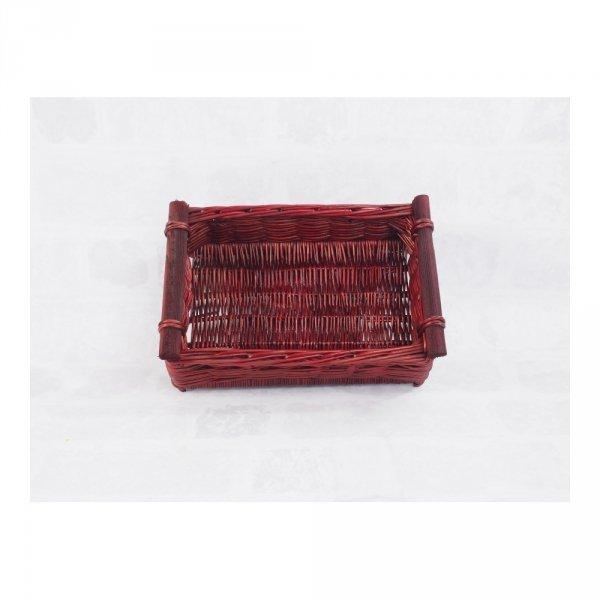 Skrzynka (Wenge/30cm) - sklep z wiklina - zdjęcie 2