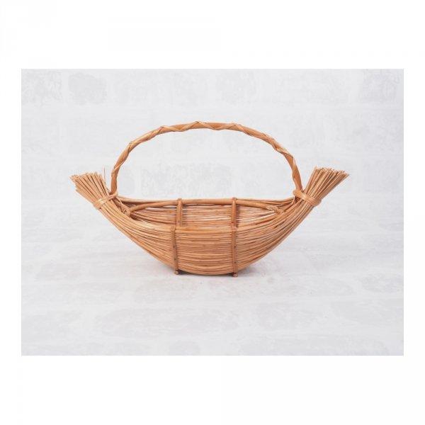 Koszyczek Wielkanocny (gniazdko 30 cm) - sklep z wiklina - zdjęcie 2