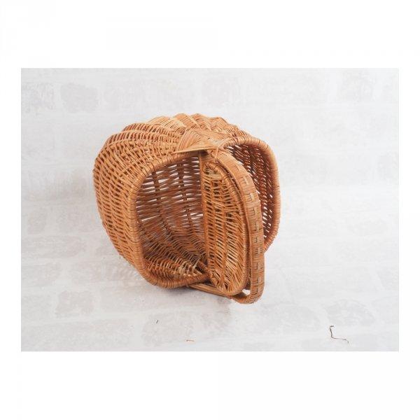 Kosz piknikowy (wzór 5) - sklep z wiklina - zdjęcie 2