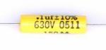 Kondensator Mallory 150s 100nF 630V