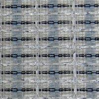 Grill Cloth Silver, Black, Blue Fender (60x75)