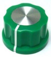 Gałka X3 zielona
