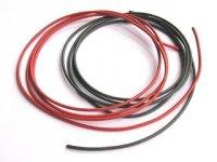 Kabel jednożyłowy Silikonowy 0,5mm2 brązowy(drut)