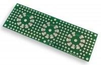 Płytka PCB uniwersalna do lamp 3xNoval