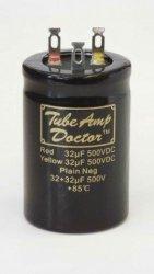 Gold Cap 16uF+32uF 500V TAD