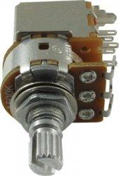 Alpha 250k/A logarytmiczny push-pull 6mm