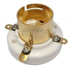 Podstawka 4pin S4U Gold medium (300B)