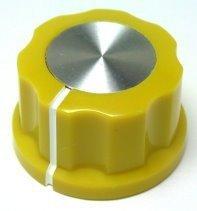 Gałka X3 żółta