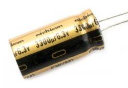Nichicon FW 3,3uF 100V