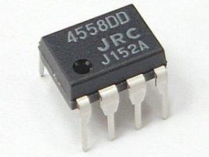 JRC4558DD High Gain