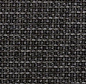 Grill Cloth Black Basket Weave