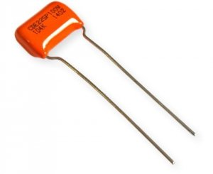 Kondensator Orange Drop 225P 47nF 400V