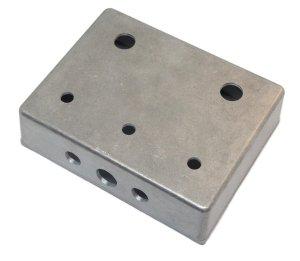 Obudowa aluminiowa 1590BB POT3 typ3