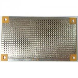 Stripboard płytka uniwersalna 94x53 cynowana