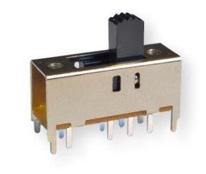 Przełącznik suwakowy 3 pozycje DP3T PCB