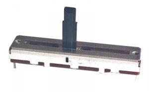 Alpha suwakowy 30mm 100k/B liniowy