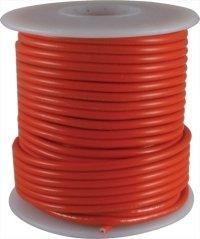 Kabel jednożyłowy Hook-up czerwony 0,35mm2 drut