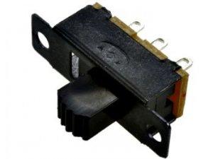 Przełącznik suwakowy 2 pozycje SPDT