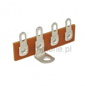 Terminal Strip 4pin 3P1L