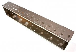 Chassis Tweed Bassman 5F6A chrom