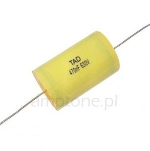 Kondensator TAD Mustard 470nF 630V