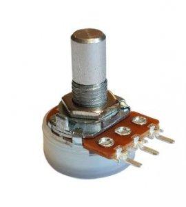 Alpha 16mm 100k/B liniowy PCB