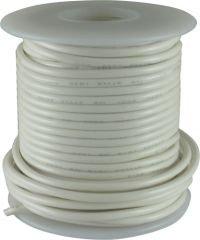 Kabel jednożyłowy biały 0,35mm2 Hook-up