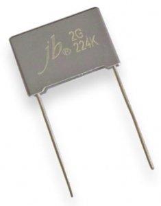 JB Capacitors 1nF 630V poliestrowy JFD